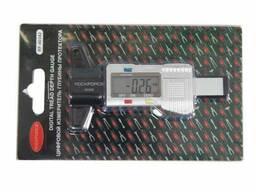 Цифровий вимірювач глибини протектора 0-25. 4 мм, похибка. ..