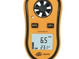 Цифровой анемометр Benetech GM8908 с измерением t
