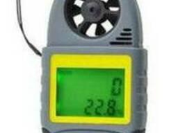Цифровой крыльчатый анемометр Kecheng SR5280A