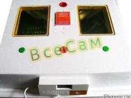 Цифровой малогабаритный инкубатор «Квочка» МИ-30-1 на 70-80