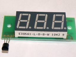 K112 Цифровой термометр -55… 125°C на AtMega48PA-AU и LP2951C