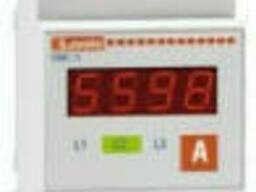 Цифровой трехфазный амперметр DMK71