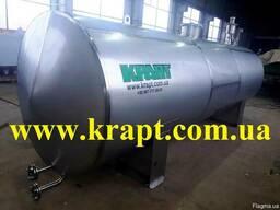 Цилиндро-конические танки из нержавеющей стали