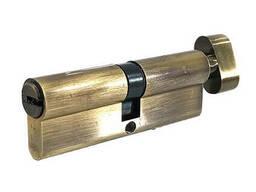 Циліндровий механізм цинк 5 кл к/п (лаз) & 90мм \ AB