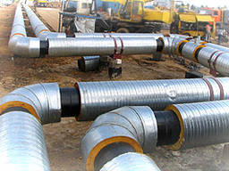 Цилиндры Paroc Pipe Section AluCoat T, Pipe Section