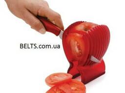 Цина. Слайсер для томатов Jialong (помидорорезка, держатель д