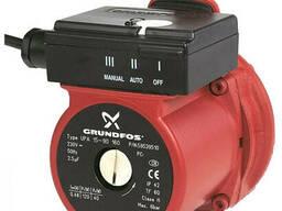 Циркуляционный насос Grundfos для отопления не исправный