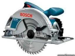Аренда. Ручные дисковые пилы Bosch GKS 190