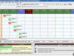 Cистема планирования производства APS Asprova