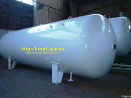 Цистерна цельносварная для газа ( СУГ)