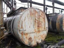 Цистерна-нагрівач бітуму 30м3