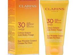 Clarins Sun Wrinkle Control Cream For Face tester 75ml