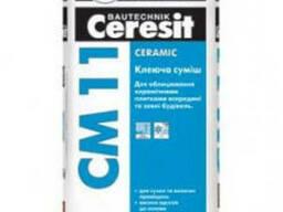 CM-11(25кг) клей Ceresit для плитки