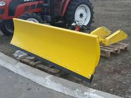 Cнегоуборочный отвал на трактор МТЗ