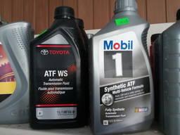 COBBA-WSATF-OL Оригинальная жидкость для АКПП Toyota ATF WS
