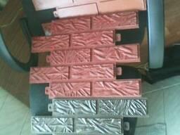 Цокольный сайдинг кирпич полимерпесчаный одесса