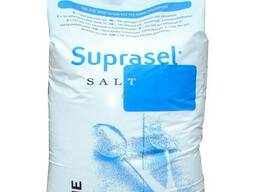 Cоль пищевая, экстра класса, Suprаsel Fine, Дания