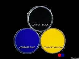 Comfort – высококачественные порошковые пигменты (красители)