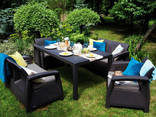 Corfu Fiesta Set мебель из искусственного ротанга - фото 2