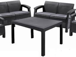 Corfu Fiesta Set мебель из искусственного ротанга - фото 6