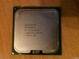 CPU: Intel Celeron D347 Cedar Mill 3.06GHz/512Kb/53