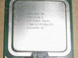 CPU: Intel Pentium E5300 DualCore Wolfdale 2.6GHz/2