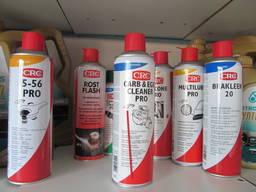 CRC Carb & EGR Cleaner PRO 500 мл Очиститель карбюратора