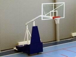 Баскетбольная мобильная стойка
