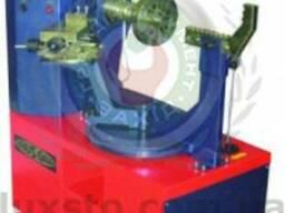 Cтанок дископравильный, дископрав, прокатка дисков sirius