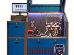 Cтенд для тестирования и ремонта систем дизельного впрыска