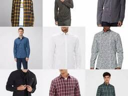 Cтоковые мужские рубашки Jack & Jones, Selected Homme