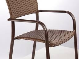 Cтул-кресло Кафе ротанг UA