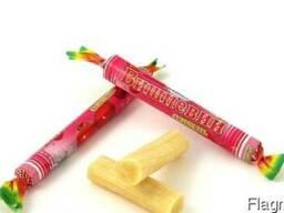 Цукерка Карамель олівець Вишня