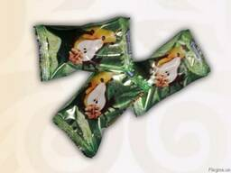 Цукерки Груша з горіхом в шоколаді 1. 5кг