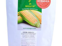 Цукрова кукурудза НБМ 2020 F1, 1000 нас, середньостигла