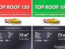 Cупердиффузионная мембрана Top Roof Германия
