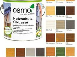 Цветная защитная лазурь для дерева, Osmo, 700-907, 0, 75л.