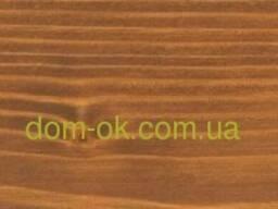 Цветное прозрачное масло Dekorwachs Transparent цвет Орех...