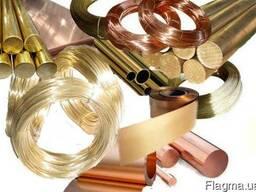 Цветные металлы и сплавы ( алюминий, латунь, медь, бронза)
