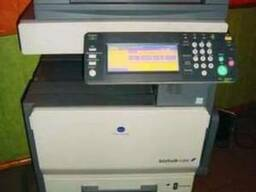 Цветной принтер б.у. формат А3 Konica Minolta Bizhub C252