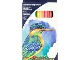 Кольорові акварельні олівці 'Kite' на 24 кольори