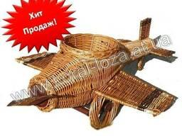"Цветочник ""самолёт"" 360-34"