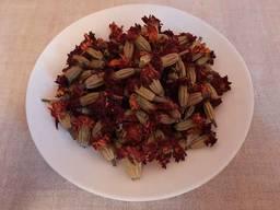Цветы бархатцы (чернобривцы) 50 грамм