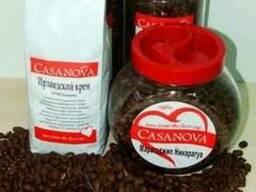 Cвежеобжаренный кофе «Казанова»