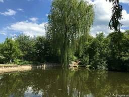Дача со своим озером