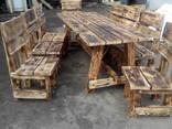 Дачная мебель, садовая мебель, уличная мебель - фото 7