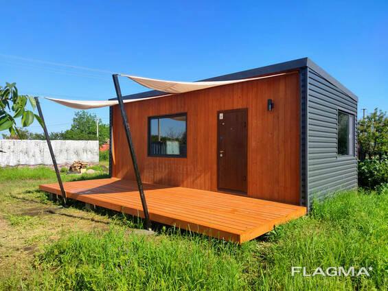 Дачный домик / Модульный дом / Модульный офис
