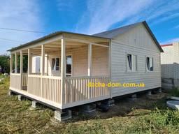 Дачные дома отличного качества по супер цене