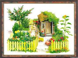 Дачные и садовые домики, охотничьи домики, домики рыбака