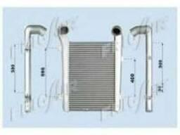 Даф CF 85 . 2001 - Сердцевина радиатора интеркуллера